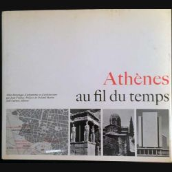 1. Athènes au fil du temps aux éditions Joël Cuénot