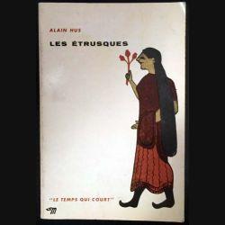 1. Les Étrusques de Alain Hus aux éditions du Seuil