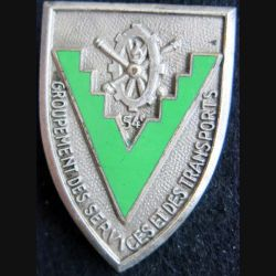 54° GST : 54° Groupement des Services et des Transports Arthus Bertrand G. 2157