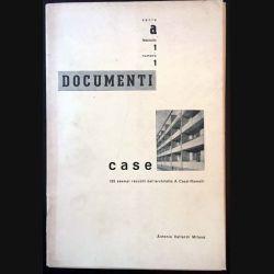 1. Documenti numero 1 Quaderni di composizione e tecnica di architecttura moderna aux éditions Antonio Vallardi