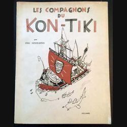 1. Les compagnons du Kon-Tiki de Erik Hesselberg aux éditions Julliard