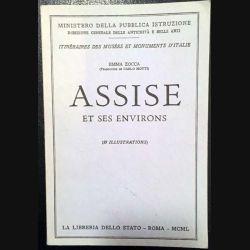 1. Assise n°81 de Emma Zocca aux éditions La Libreria Dello Stato - Roma