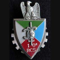10° RCS : 10° régiment de commandement et de soutien Delsart G. 2580