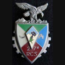 27° RCS : 27° régiment de commandement et de soutien Delsart G. 2611