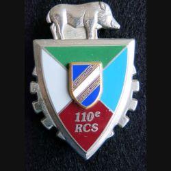 110° RCS : 110° régiment de commandement et de soutien Boussemart G. 2999