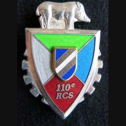 110° RCS :110° régiment de commandement et de soutien Boussemart G. 2999 translucide