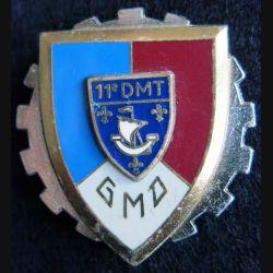 11° DMT GMD : groupement des moyens divisionnaires de la 11° D.M.T Drago  G. 2985