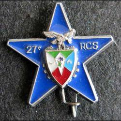 27° RCS : Eclaireurs skieur du 27° régiment de commandement et de soutien Delsart