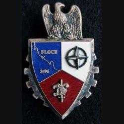 BFS :bataillon français de soutien de l' IFOR PLOCE 3° mandat Boussemart
