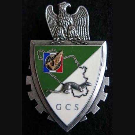 GCS HERMINE :groupe de commandement et de soutien IFOR opération HERMINE Delsart