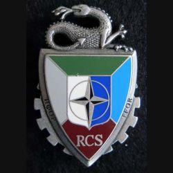 RCS MOSTAR : régiment de commandement et de soutien de l'IFOR à MOSTAR Delsart