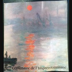 1. Centenaire de l'Impressionnisme aux éditions des Musées nationaux