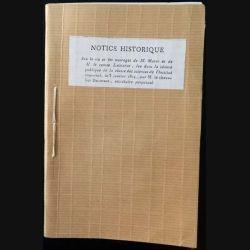 1. Notice historique sur la vie et les ouvrages de M. Malus et de M. le comte Lagrange