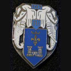 107° RI : du 107° régiment d'infanterie Drago Paris dos guilloché