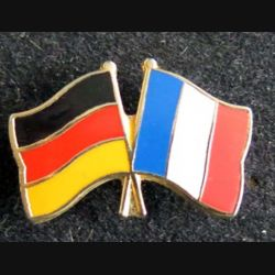 Pin's franco allemand