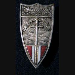 192° DI : 192° division d'infanterie du Levant Drago Béranger en émail