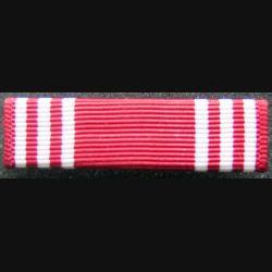 RAPPEL DE DÉCORATIONS : ruban de rappel de la médaille US good conduct medal