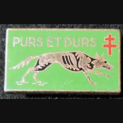 """2° CA : 2° corps d'armée """"PURS et DURS"""", cinquantenaire 1944 -1994 Arthus Bertrand"""