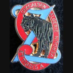 9° RZ : CEC de Givet - 9° régiment de zouaves Delsart H. 134