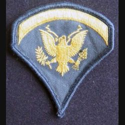 US PATCH : galon de Specialist Class 5 - époque 1958 / 1966 - Galon US Army mle 1958