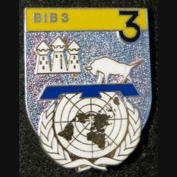 3° compagnie du 126° régiment d'infanterie BIB 3 Delsart Sens