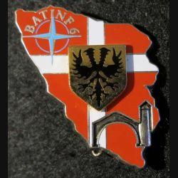 1°régiment d'infanterie 3° CECAC du Bataillon d'infanterie N° 6 JY Segalen 1996