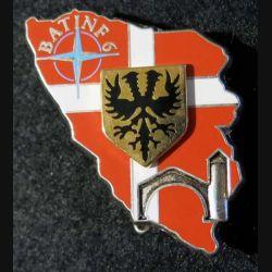 1°régiment d'infanterie 3° CECAC du Bataillon d'infanterie N° 6 Mostar JY Segalen 1996