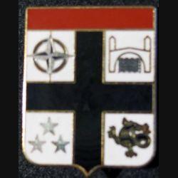 EM 7° division blindée division Salamandre à Mostar Delsart