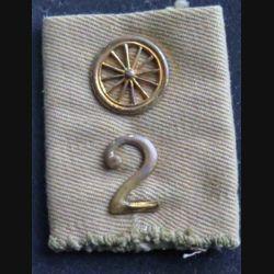 Passant BELGE : insigne de passant du 2° régiment motocycliste ? belge WW2