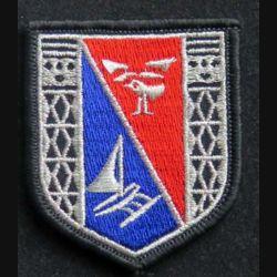 TISSU : insigne tissu de la Gendarmerie en Nouvelle Calédonie