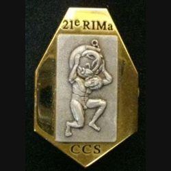 21° RIMA : 21° régiment d'infanterie de marine CCS Boussemart