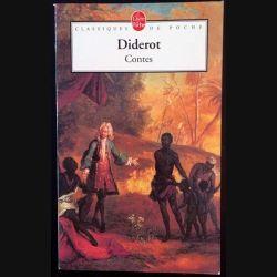 1. Contes de Diderot aux éditions Le livre de poche