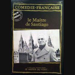 1. Comédie-française n°5 - Janvier 1972 Le Maître de Santiago