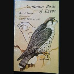 1. Common Birds of Egypt de Bertel Bruun aux éditions The American University in Cairo Press