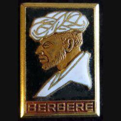 LE BERBERE : Escorteur Le Berbère Courtois Paris en émail