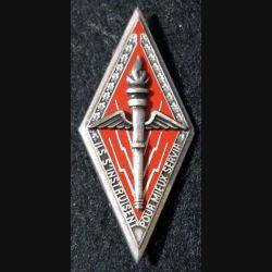 ESORSEM : école supérieure des officiers de réserve spécialistes d'état-major Fraisse
