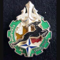2° bataillon de soutien logistique  KFOR Boussemart 2000 translucide argenté