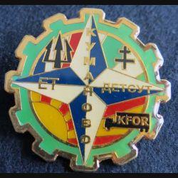 ET du 1° bataillon de soutien logistique de la KFOR Kumanovo