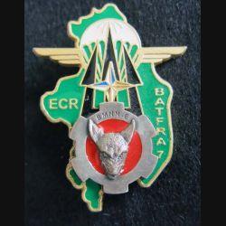 Escadron de circulation routière du bataillon français N° 7 Sheli