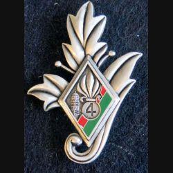 Commissariat du 4° Régiment étranger d'infanterie LR Paris
