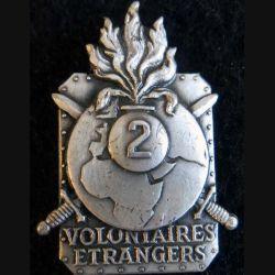 2° Régiment de marche des volontaires étrangers Drago Paris