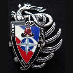 14° RPCS : ECQG escadron de circulation quartier général du 14° RPCS en Bosnie DMNSE Ballard