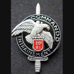 CEC 26° RI : Centre d'entrainement commando du 26° régiment d'infanterie Ballard GS 31 numéroté