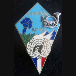27° BCA bataillon d'Infanterie N° 1 de la FORPRONU Delsart