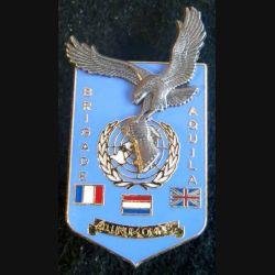 brigade multinationale Aquila (FRR) Ex-Yougoslavie Balme Saumur
