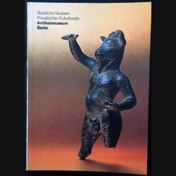 1. Antikenmuseum Berlin de Staatliche Museen et PreuBischer Kulturbesitz