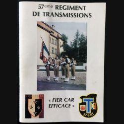 1. 57eme régiment de transmissions
