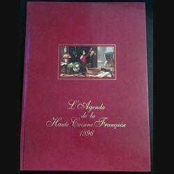 1. L'agenda de la haute cuisine française 1996