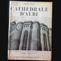 1. Cathédrale d'Albi de Émile Male aux éditions Paul Hartmann
