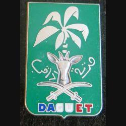 6° régiment de commandement et de soutien  Division DAGUET Balme Saumur argent